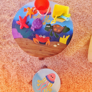 Kids Day in The Salt Room