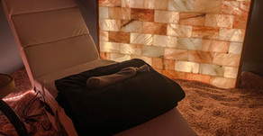 Salt Therapy: strengthen your lungs and build your immune system.