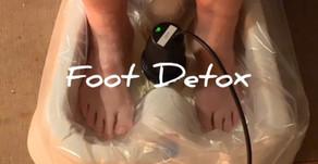 Dynamite Detox: 4 Reasons Everyone Needs a Foot Detox.
