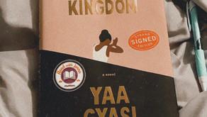Transcendent Kingdom: Yaa Gyasi Does it Again