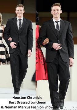 Neiman Marcus Best Dressed Show