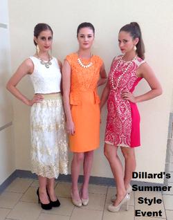 Dillard's Trend event