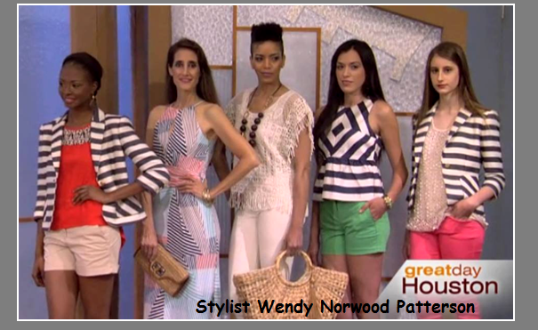 Stylist Wendy Norwood Patterson