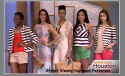 Stylist Wendy Norwood Patterson