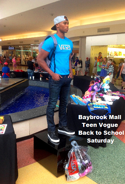 Baybrook Mall Teen Vogue Event