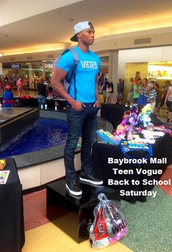 Baybrook Mall Teen Vogue Event