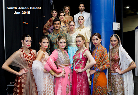 South Asian Bridal at Bridal Ex