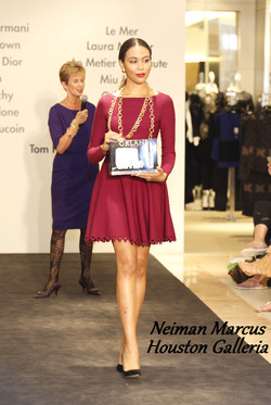 Neiman Marcus Project Beauty event