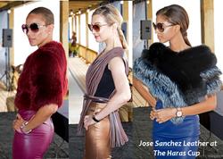 Jose Sanchez Leather