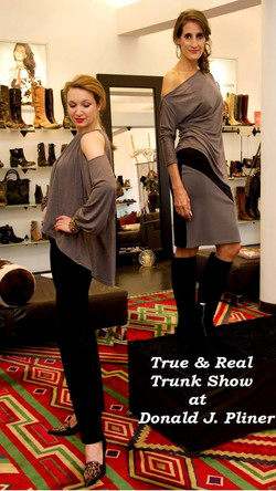 True and Real at Donald Pliner