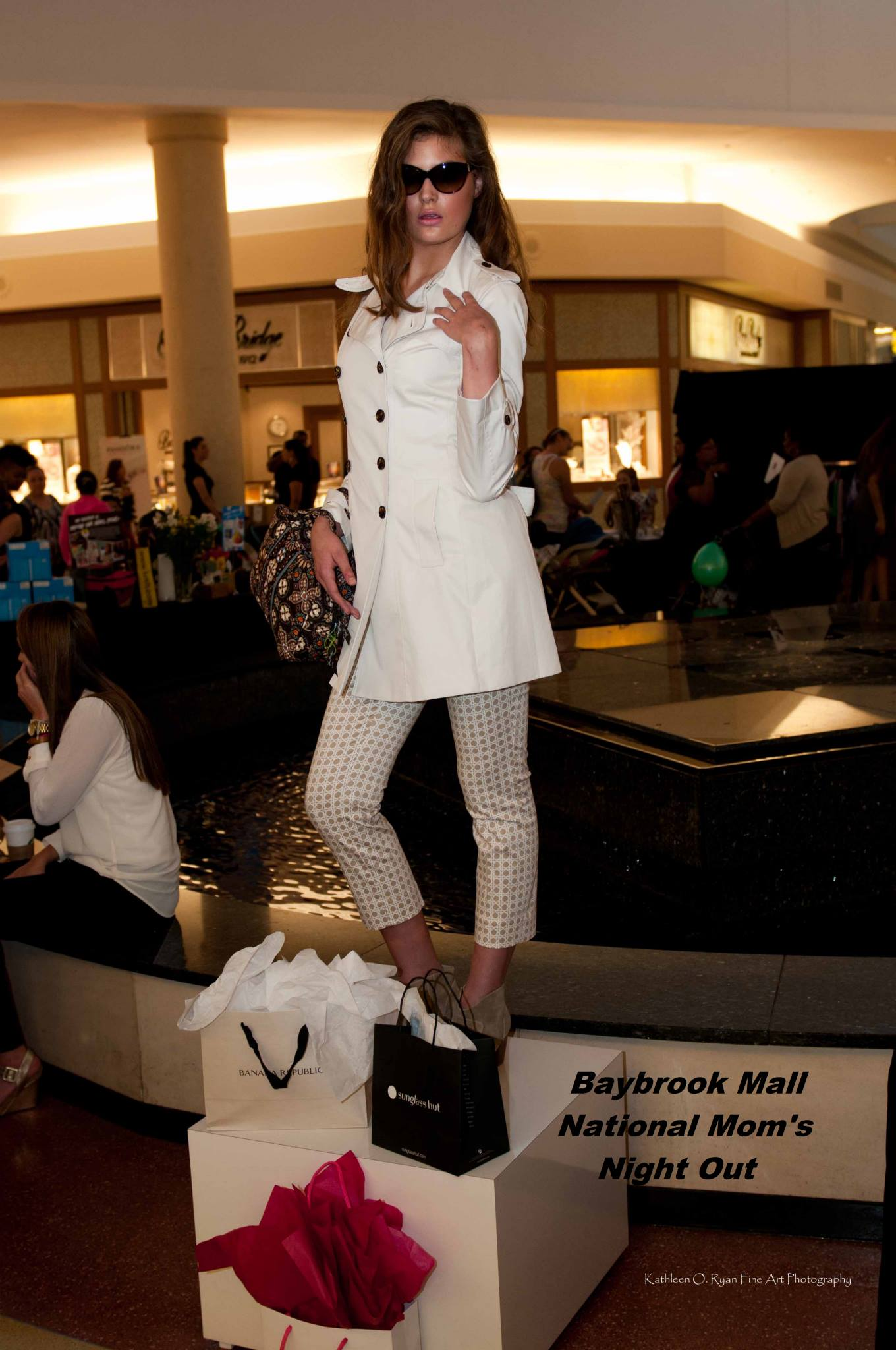 Baybrook Mall Nat'l Mom's Night Out