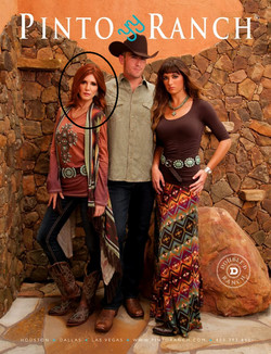 as seen in Cowboys & Indians mag