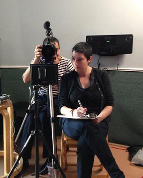 Filmmaker Jasmine Weiner