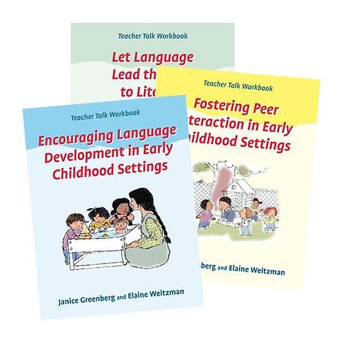 Teacher Talk™ Workbooks