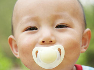 Pacifiers & Speech Development