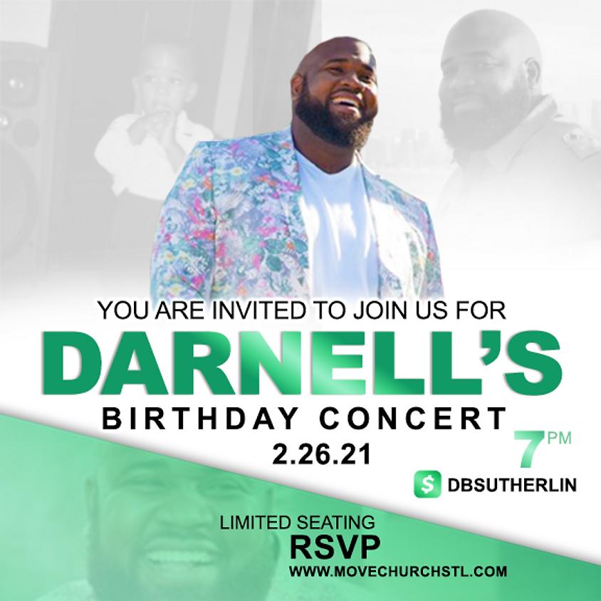 Darnell's Birthday Concert
