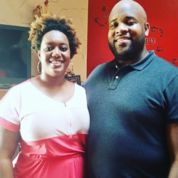 Introducing Mr. Darnell and Mrs