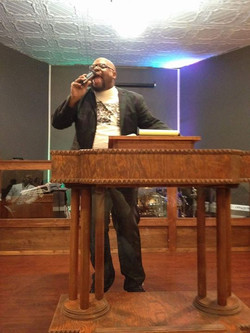 I Love The Fresh!!! We are going to have a joint service this year at some point Apostle Michael Lam