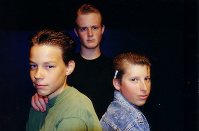 The Outsiders byChristopher Sergel