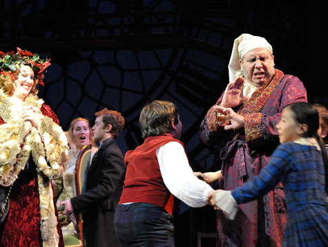 Scrooge The Musical