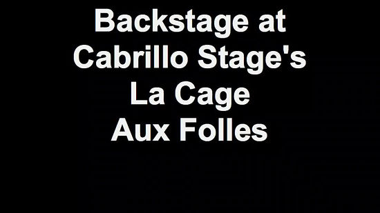 Behind The Scenes La Cage Aux Folles