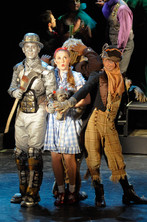 The Wizard Of OZ!