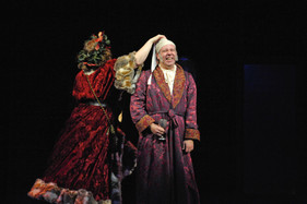 Scrooge, The Musical