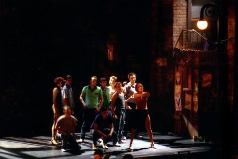 West Side Story by Leonard Berntstein, Stephen Sondheim & Aurthor Laurents