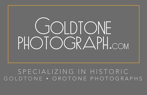 Goldtone Orotone Photo Edward Curtis