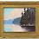 Thumbnail: Jules Dahlager Oil Painting, Behm Canal, Ketchikan, Alaska, 1945