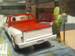 Chevrolet Stepside 1973