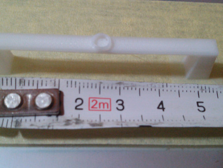 5cm Bridging Test erfolgreich