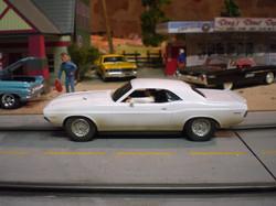 70´ Dodge Challenger