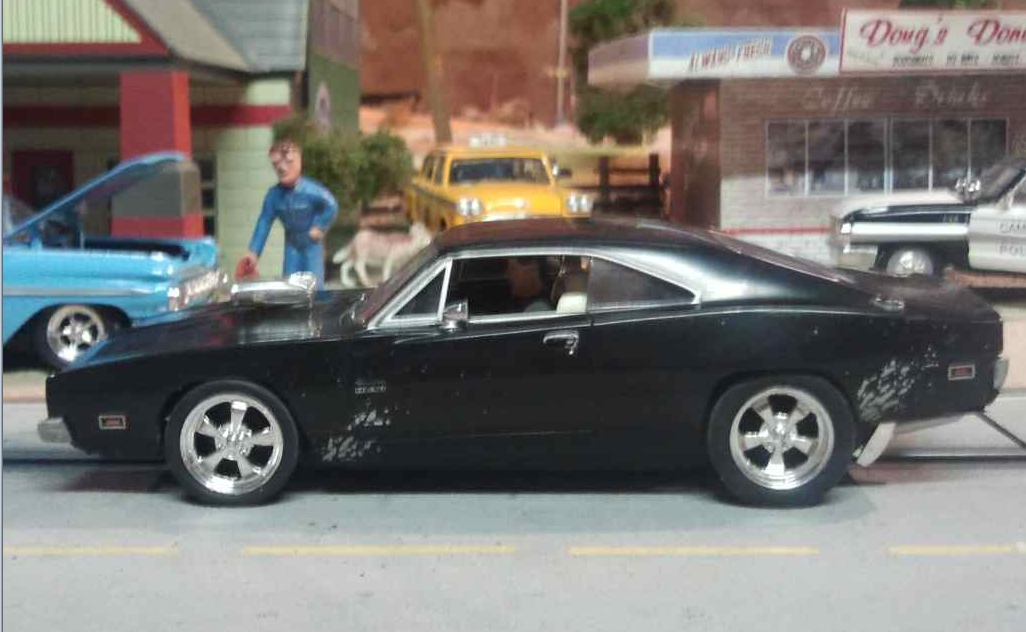 """Charger """"Fast & Furious"""""""