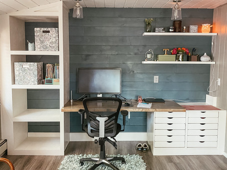 Before & After: My Dream Home Office