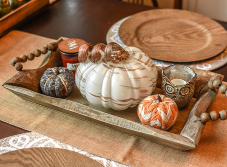 4 Easy Home Updates for Fall