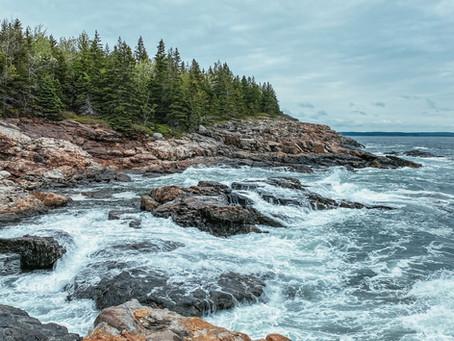 2021 Memorial Day Weekend at Acadia National Park