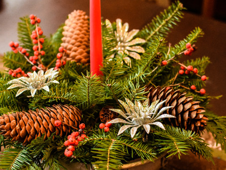Holiday Arrangements: Tips and Ideas