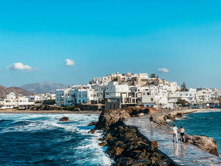 Part 2: Island Hopping in the Cyclades Islands, Greece
