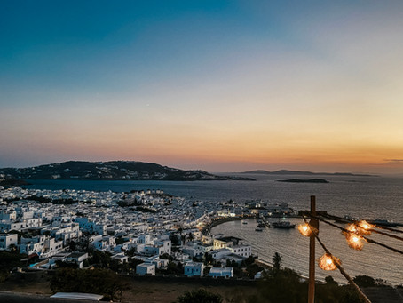 Part 1: Island Hopping in the Cyclades Islands, Greece
