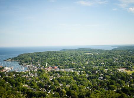My Mid-Coast Maine Summer Adventure