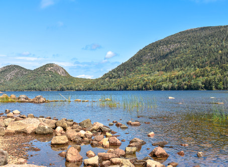 A Weekend at Acadia National Park