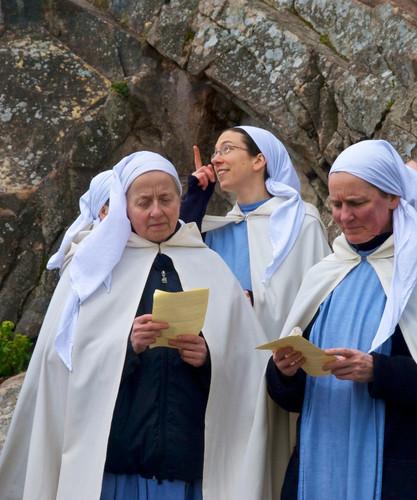 Breton Nuns