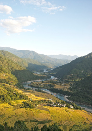 Bhutanese River