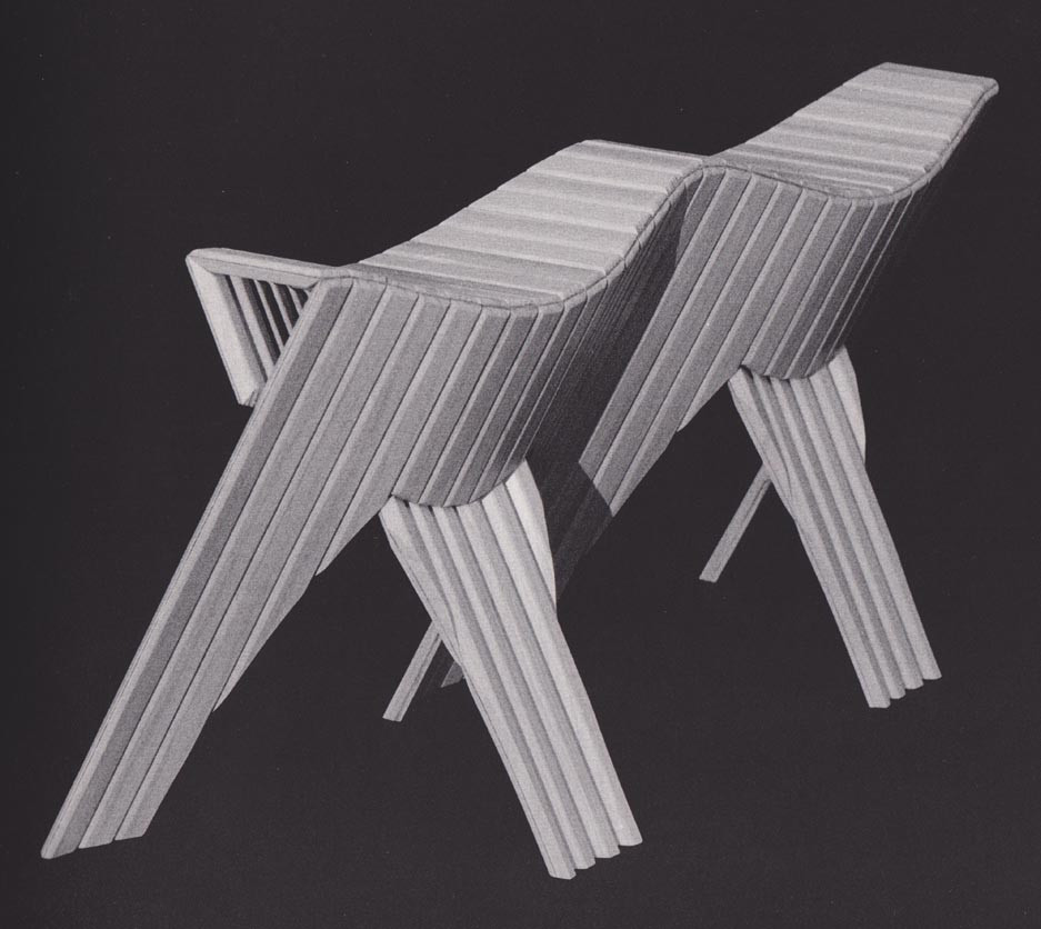 Roll up furniture