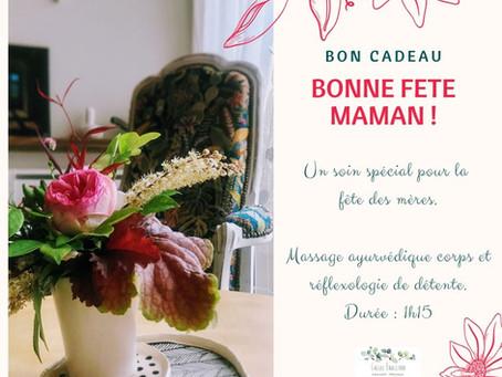 Dernière minute : une idée cadeau pour la fête des mères !