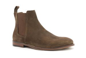 Suede Desert Boot Tobacco Shoe Wholesale