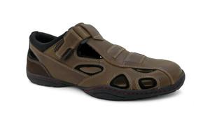 V JOHAN_Dk brown_20201015 Shoe Wholesale
