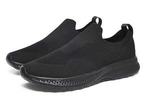 65658 Sneaker in Black Shoe Wholesale by