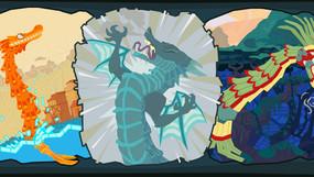 Meet the Dragons!